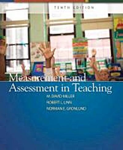 Measurement and Assessment in Teaching [Gebundene Ausgabe] by Linn, Robert L....