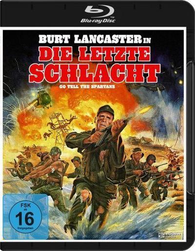Die letzte Schlacht (Go Tell The Spartans) (1977)