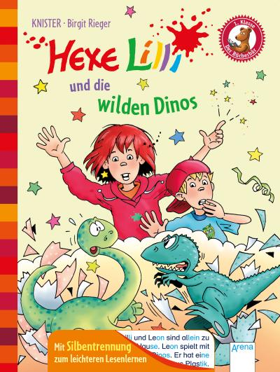Hexe Lilli und die wilden Dinos