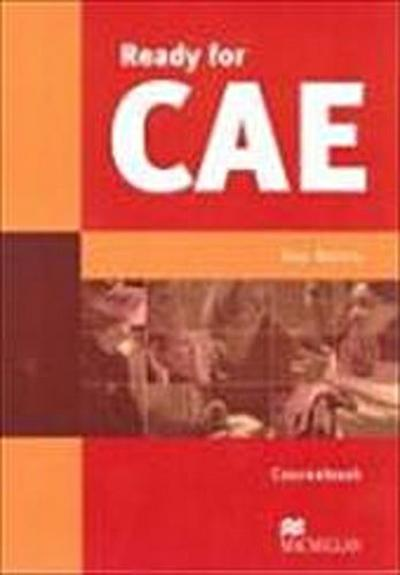Ready for CAE: Coursebook with Answer Key