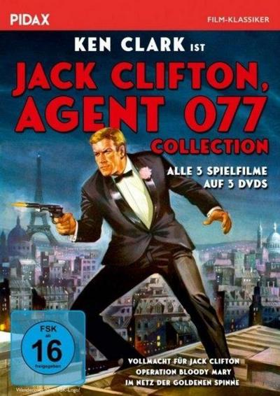 Jack Clifton, Agent 077 - Collection