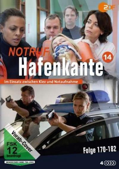 Notruf Hafenkante 14 - Folgen 170-182 DVD-Box