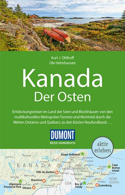 DuMont Reise-Handbuch Kanada, Der Osten