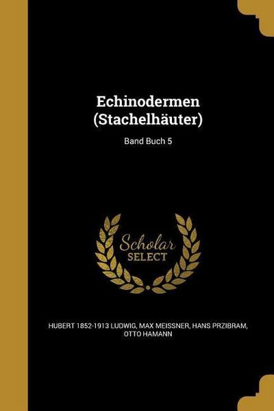 GER-ECHINODERMEN (STACHELHAUTE