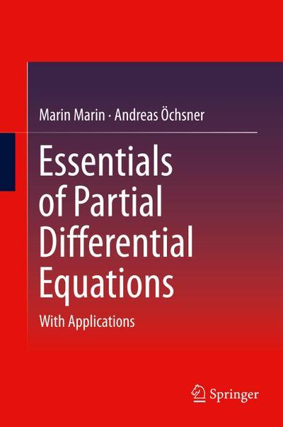 Essentials of Partial Differential Equations