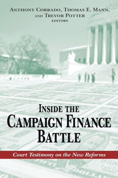 Inside the Campaign Finance Battle: Court Testimony on the New Reforms