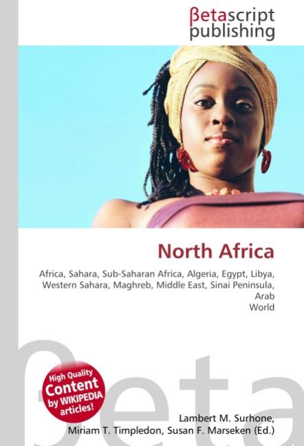 North Africa - Lambert M. Surhone -  9786130370831