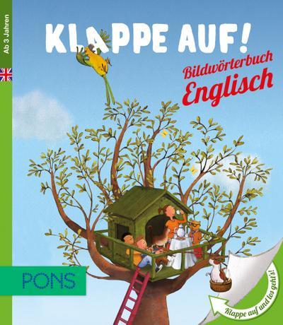 PONS Klappe auf! - Bildwörterbuch Englisch