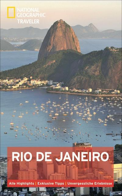 National Geographic Traveler Rio de Janeiro; National Geographic Traveler; Deutsch