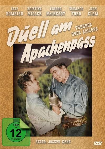 Duell am Apachenpass