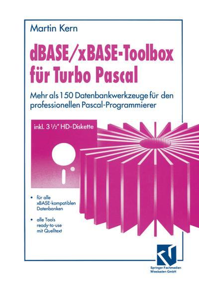 dBASE / xBASE-Toolbox für Turbo Pascal