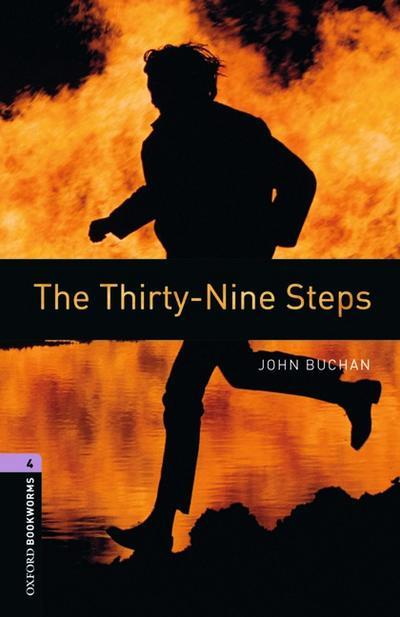 9. Schuljahr, Stufe 2 - The Thirty-Nine Steps - Neubearbeitung