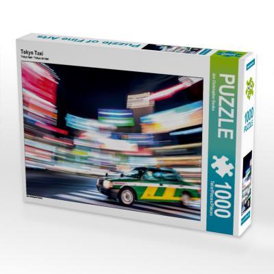 Tokyo Taxi (Puzzle)