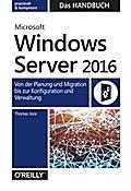 Microsoft Windows Server 2016  -   Das Handbu ...