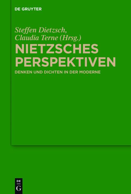 Nietzsches Perspektiven Steffen Dietzsch