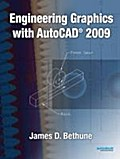Engineering Graphics with AutoCAD [Gebundene Ausgabe] by Bethune, James D.