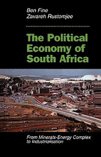 Political Economy Of South Africa