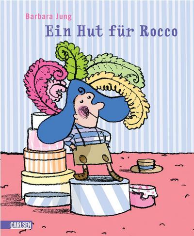 Ein Hut für Rocco