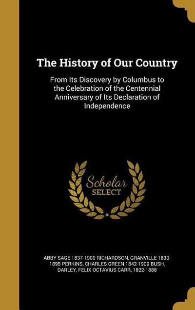 HIST OF OUR COUNTRY