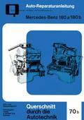 Mercedes-Benz 180 a/180 b (Reparaturanleitung ...