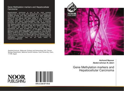 Gene Methylation markers and Hepatocellular Carcinoma
