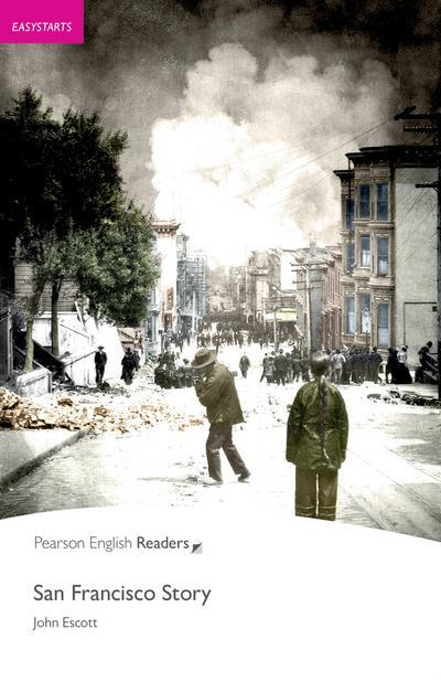 Easystart: San Francisco Story (Penguin Readers, Easystarts) - Pearson Longman - Taschenbuch, Englisch, John Escott, ,