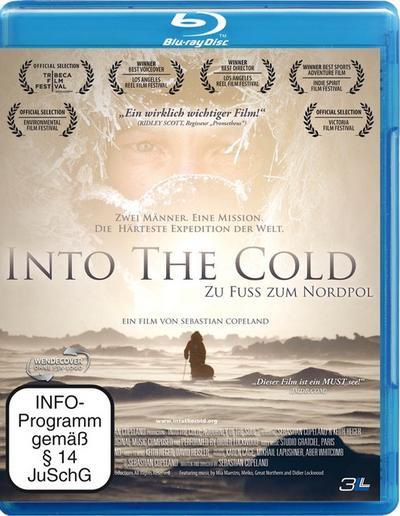 Into The Cold - Zu Fuß Zum Nordpol