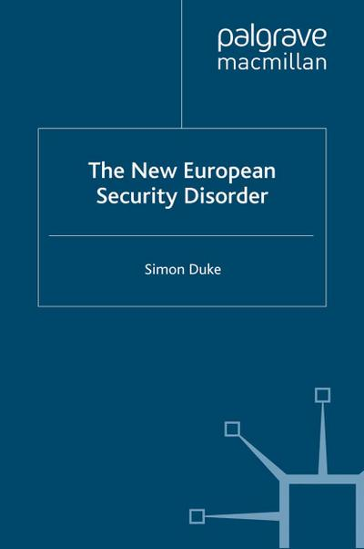 New European Security Disorder