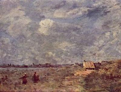 Jean-Baptiste-Camille Corot - Stürmisches Wetter. Ufer des Pas-de-Calais - 200 Teile (Puzzle)