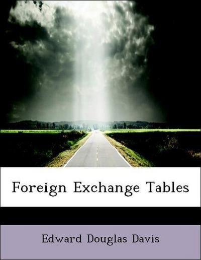 Foreign Exchange Tables