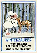 Winterzauber, Postkarten