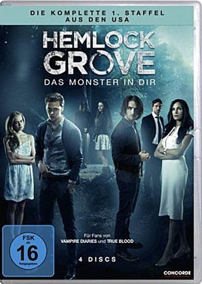Hemlock Grove - Das Monster in Dir