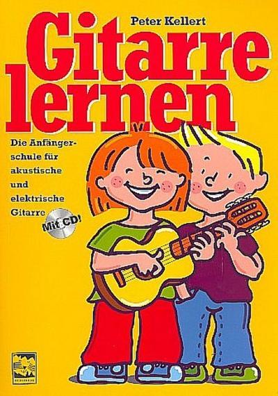 Gitarre lernen mit CD