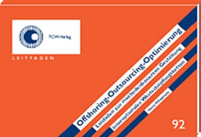 Offshoring - Outsourcing - Optimierung