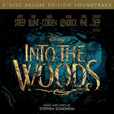 Into the Woods (Deluxe Edition). Original Sountrack
