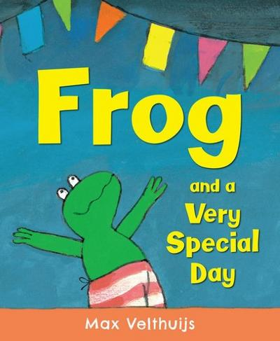 Frog and a Very Special Day