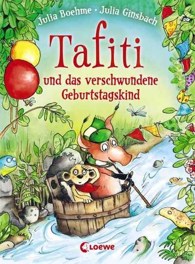 Tafiti und das verschwundene Geburtstagskind