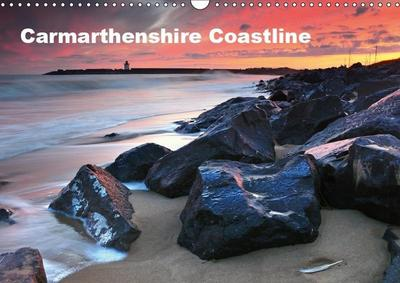 Carmarthenshire Coastline (Wall Calendar 2019 DIN A3 Landscape)
