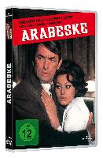Arabeske, 1 DVD, mehrsprach. Version