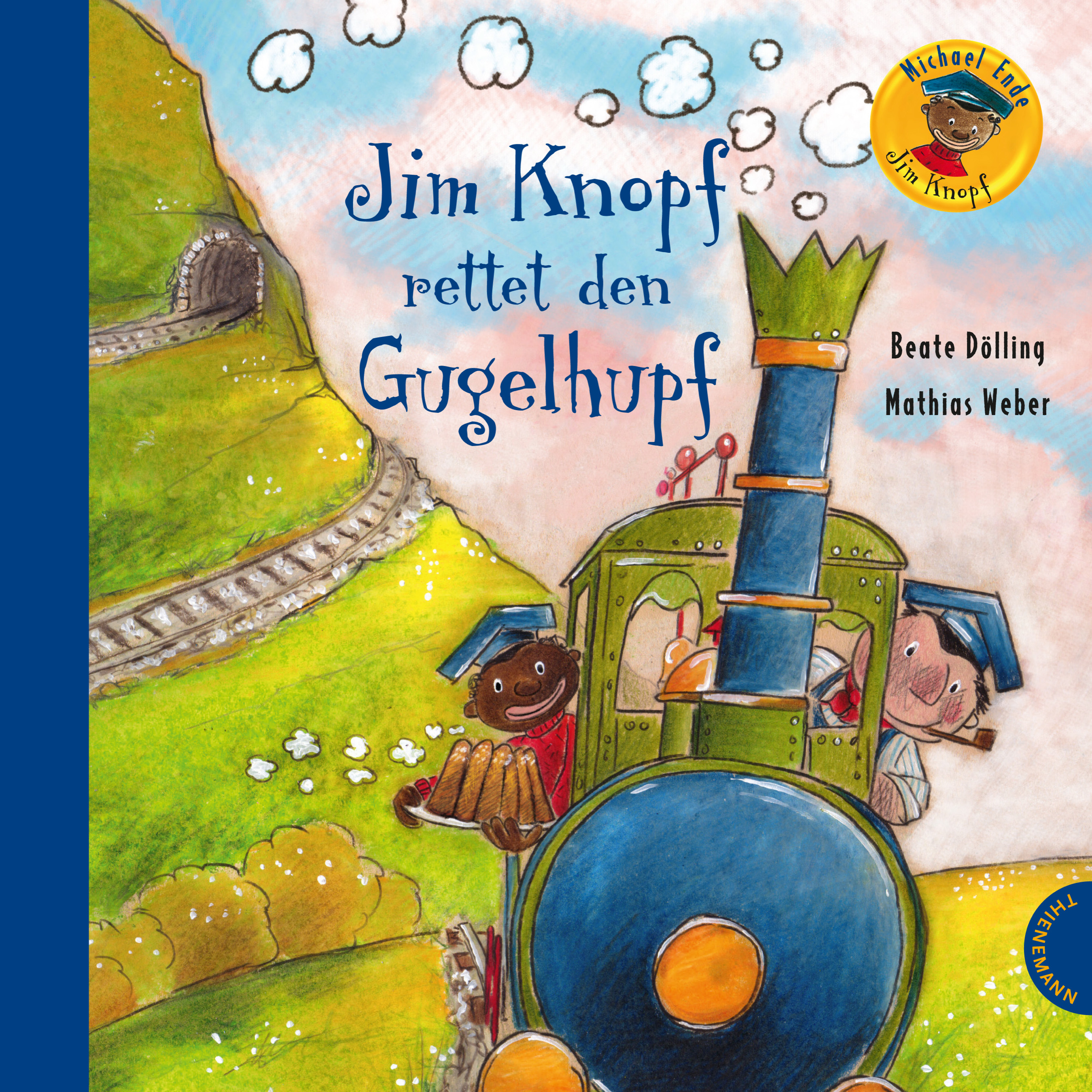 Jim Knopf: Jim Knopf rettet den Gugelhupf, Beate Dölling