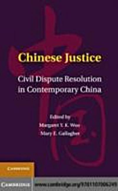 Chinese Justice