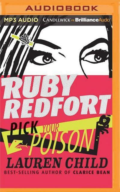 RUBY REDFORT PICK YOUR POISO M