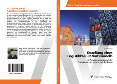 Erstellung eines Logistikkalkulationsmodells