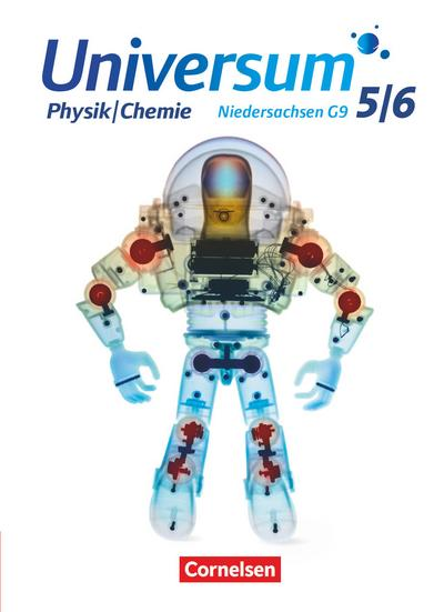 Universum Physik - Sekundarstufe I - Niedersachsen G9
