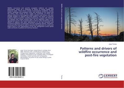 Patterns and drivers of wildfire occurrence and post-fire vegetation