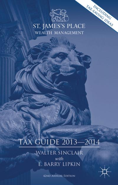 St. James's Place Tax Guide 2013-2014