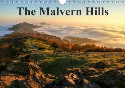 The Malvern Hills (Wall Calendar 2019 DIN A4 Landscape)