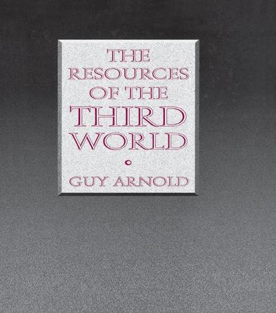 The Resources of the Third World