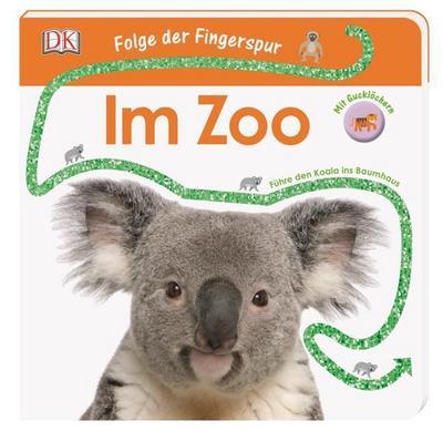Folge der Fingerspur. Im Zoo