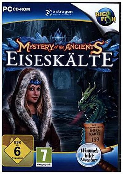 Mystery of the Ancients, Eiseskälte, 1 CD-ROM